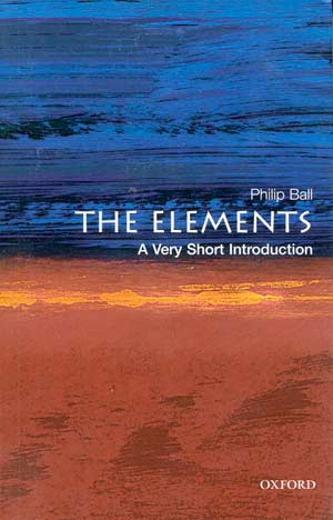The Ingredients: A Guided Tour of the Elements, a book by Philip Ball.